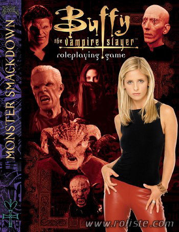 Buffy RPG - Monster Smackdown